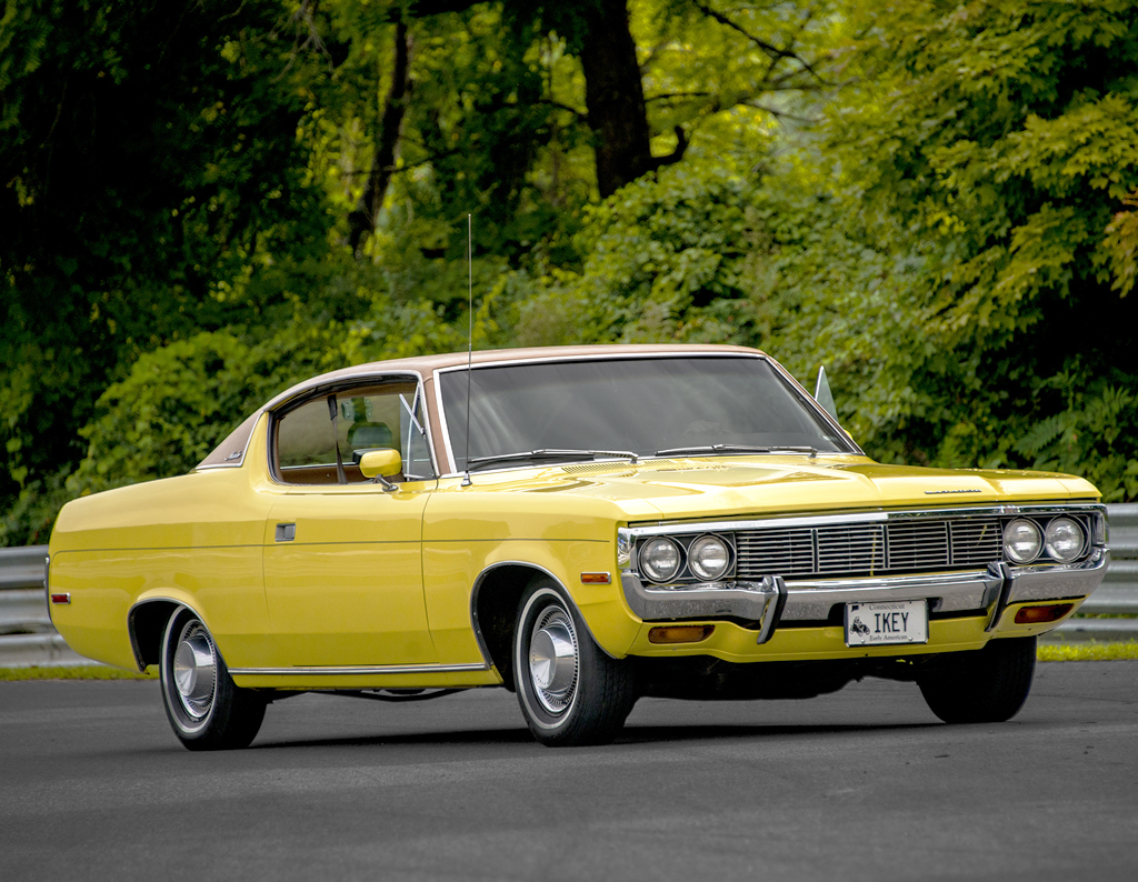 1972 amc matador coupe