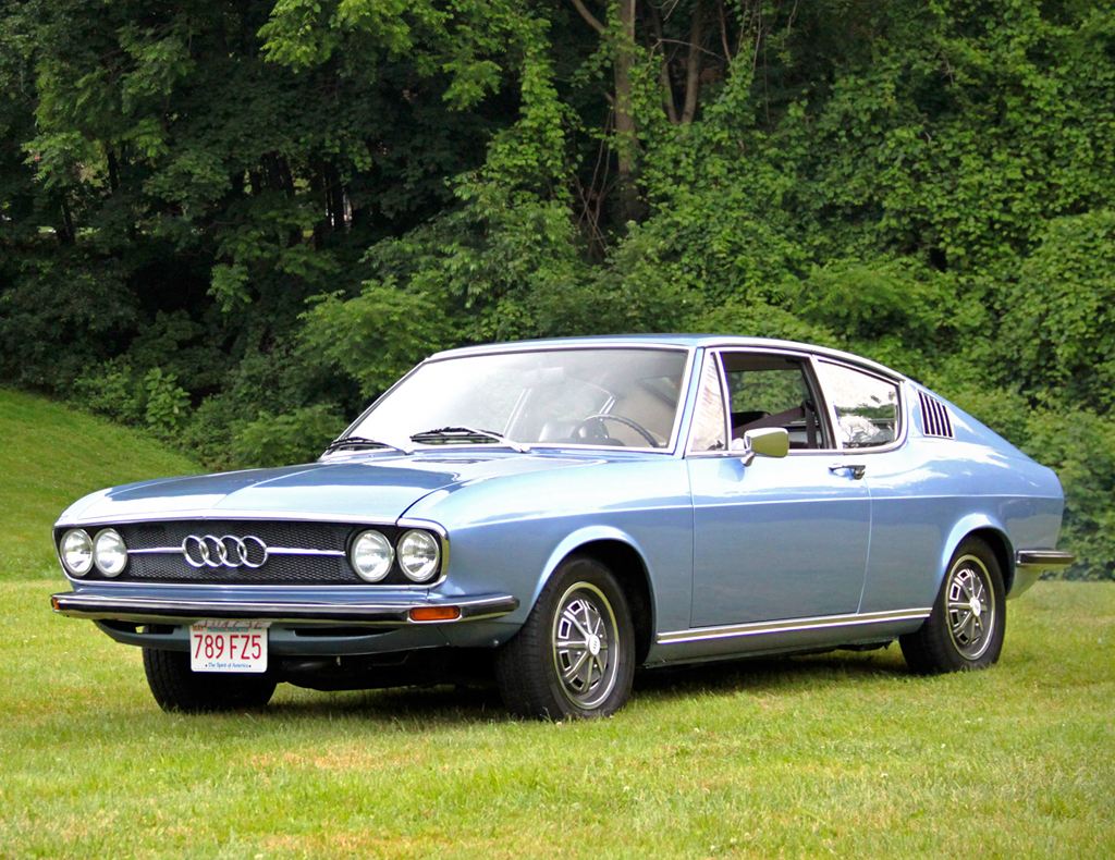 1973 audi 100 coupe s classic cars today online. Black Bedroom Furniture Sets. Home Design Ideas
