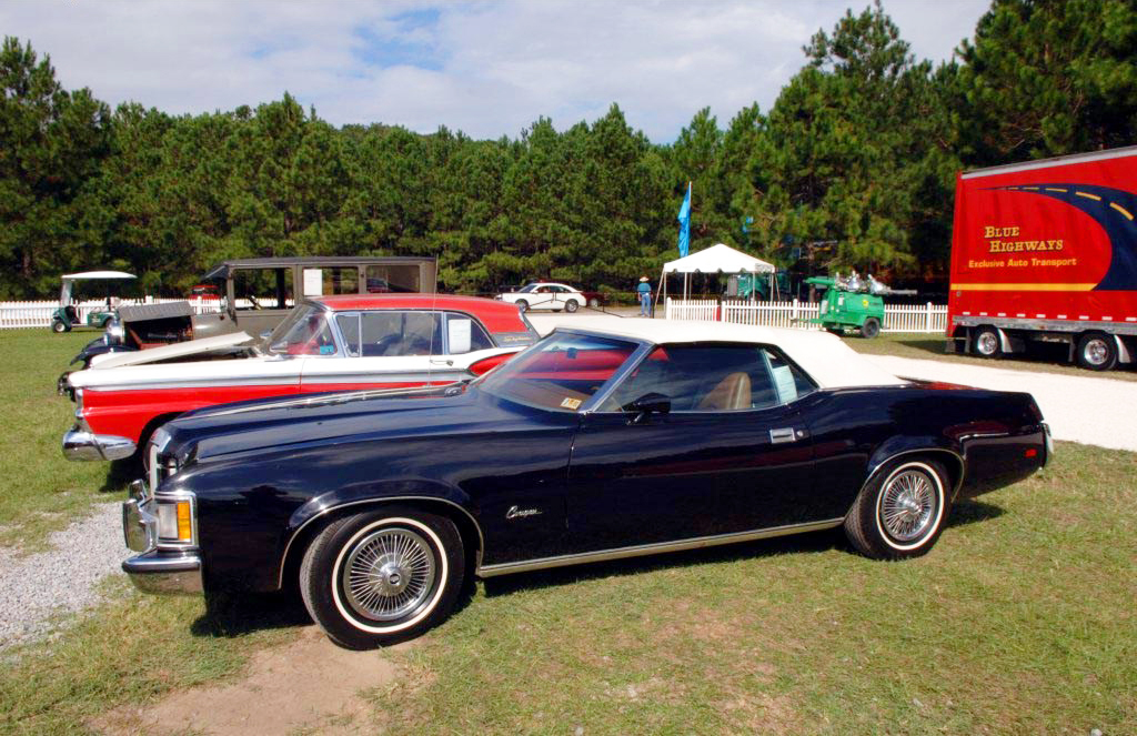 1973 mercury cougar with wire wheel covers classic cars today online 1973 Mercury Cyclone GT 1973 mercury cougar with wire wheel covers