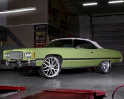 1974 Chevrolet Caprice convertible donk