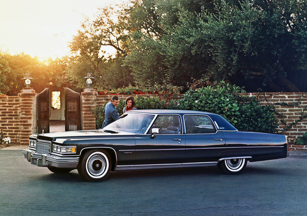 1976 cadillac fleetwood classic cars today online
