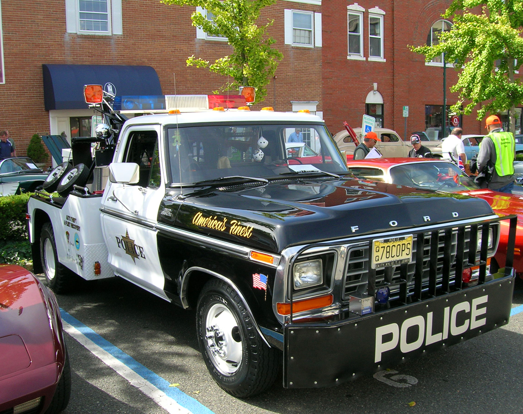 Police Tow Truck Best Image Of Truck Vrimage Co
