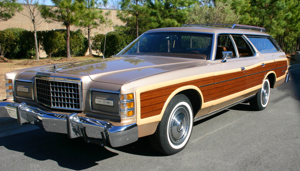 1978 Ford LTD Country Squire | CLASSIC CARS TODAY ONLINE