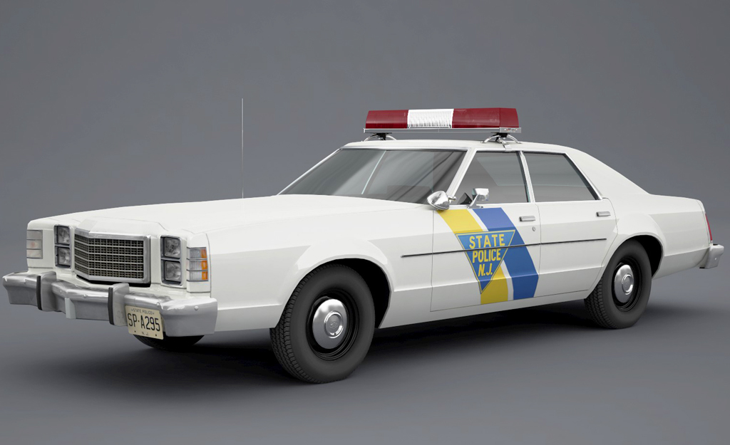 1979 Ford LTD II NJ State Police car | CLASSIC CARS TODAY ONLINE