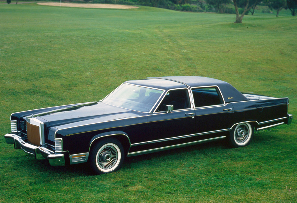 1979 Lincoln Continental Collectors Series | CLASSIC CARS