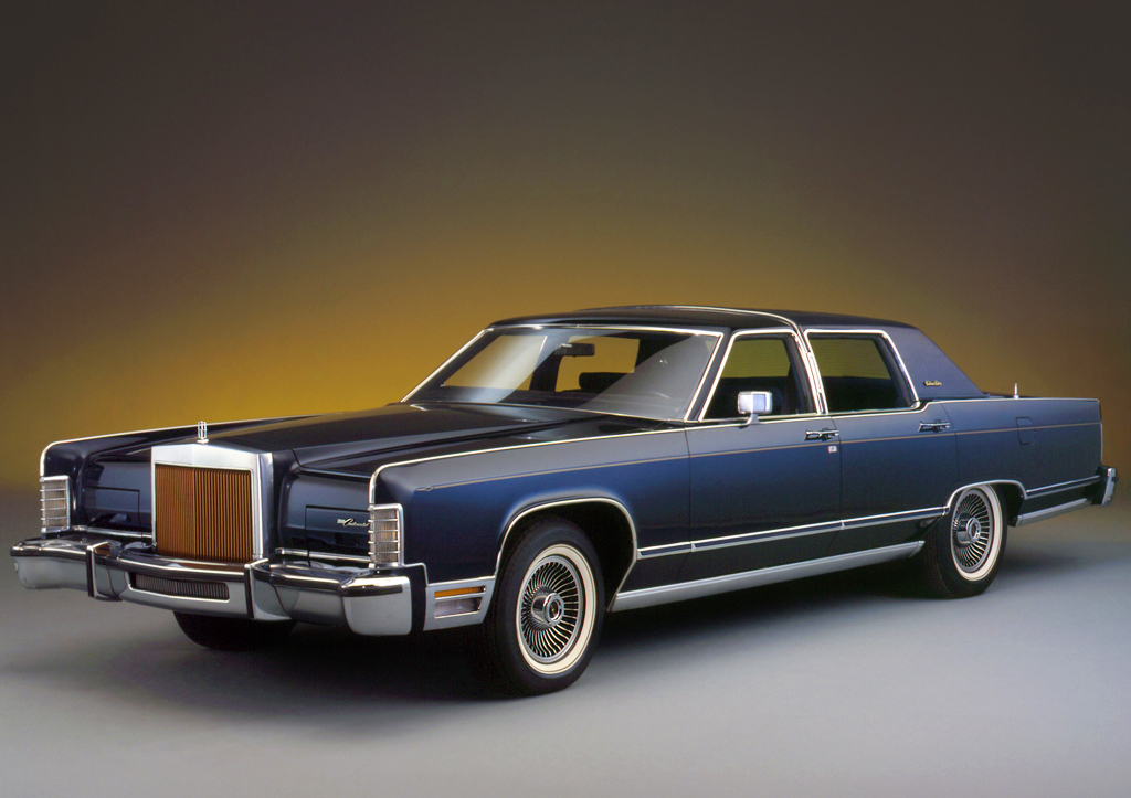 1979 Lincoln Continental Collectors Series | CLASSIC CARS TODAY ONLINE