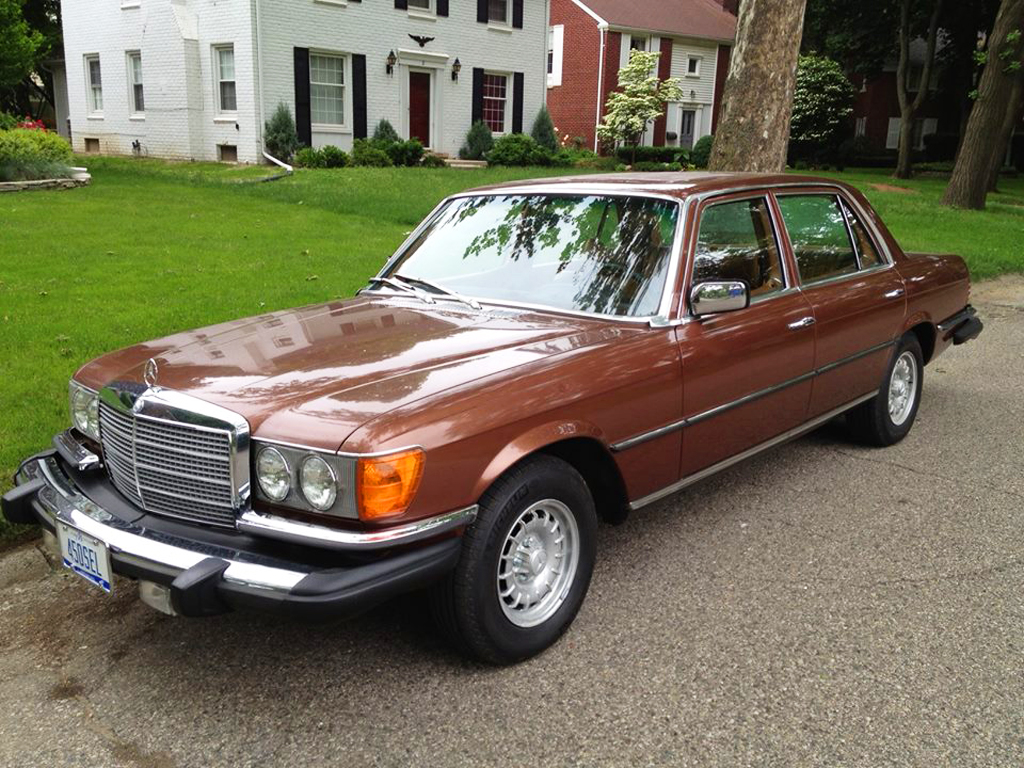 1979 Mercedes 450sel Classic Cars Today Online