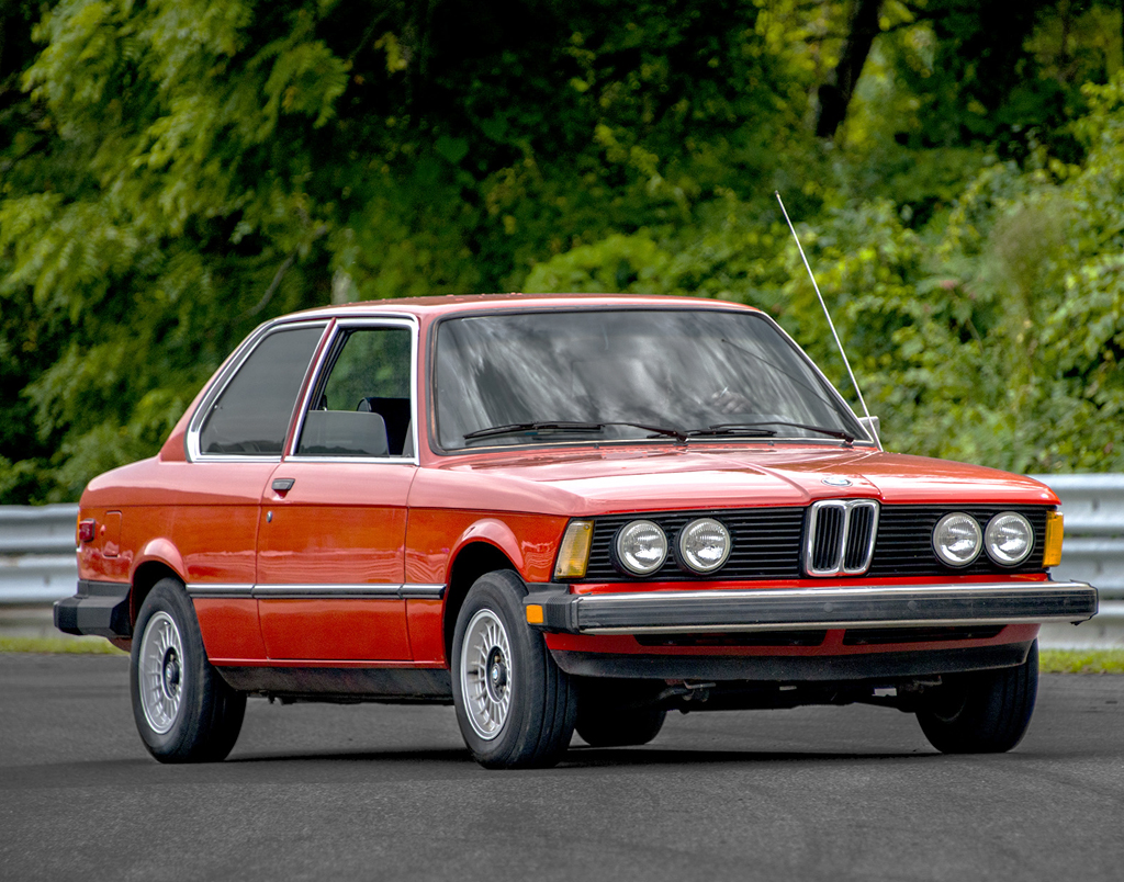 1980 Bmw 320i Classic Cars Today Online