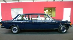 1980 mercedes limo