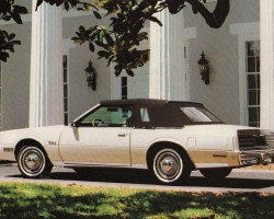 1980 chrysler cordoba convertible