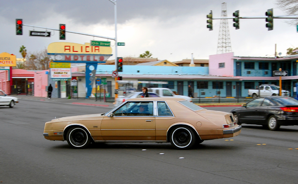 1983 Chrysler Imperial With No Wheel Covers In Las Vegas