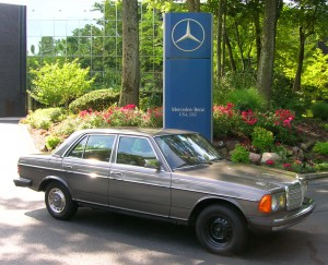 1985 mercedes 300d at montvale n j 2013 classic cars for Mercedes benz montvale nj