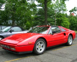 1988 ferrari 328 cars and coffee