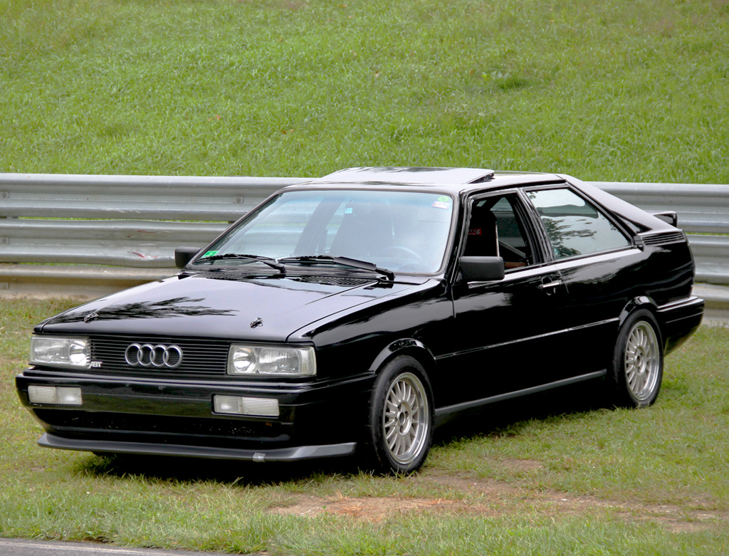 1986 audi coupe quattro classic cars today online. Black Bedroom Furniture Sets. Home Design Ideas