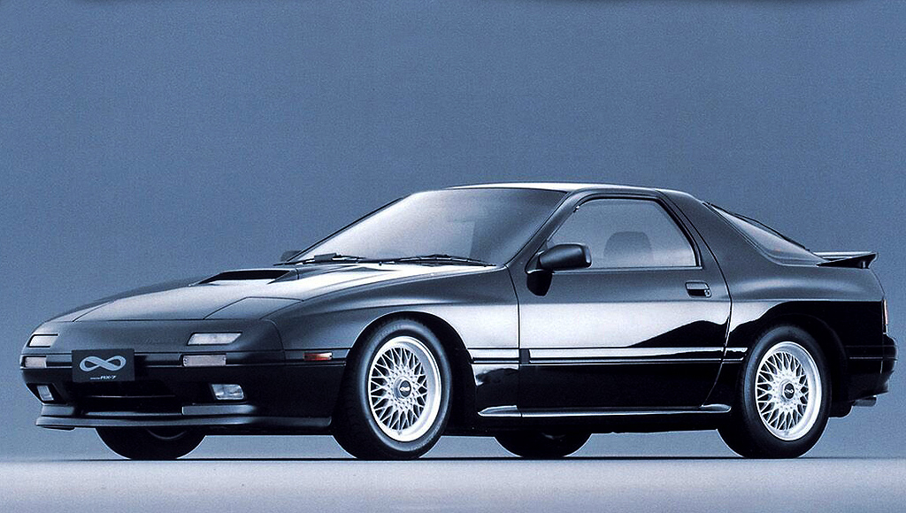 1988 Mazda Rx7 Classic Cars Today Online