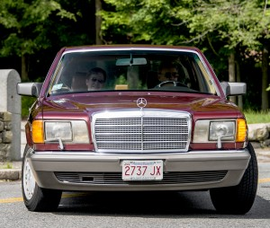 1988 mercedes 420sel front view classic cars today online for 1988 mercedes benz 560sel