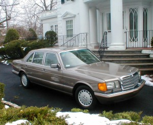1991 mercedes 420sel december 2001 classic cars today online for Mercedes benz 1986 e300