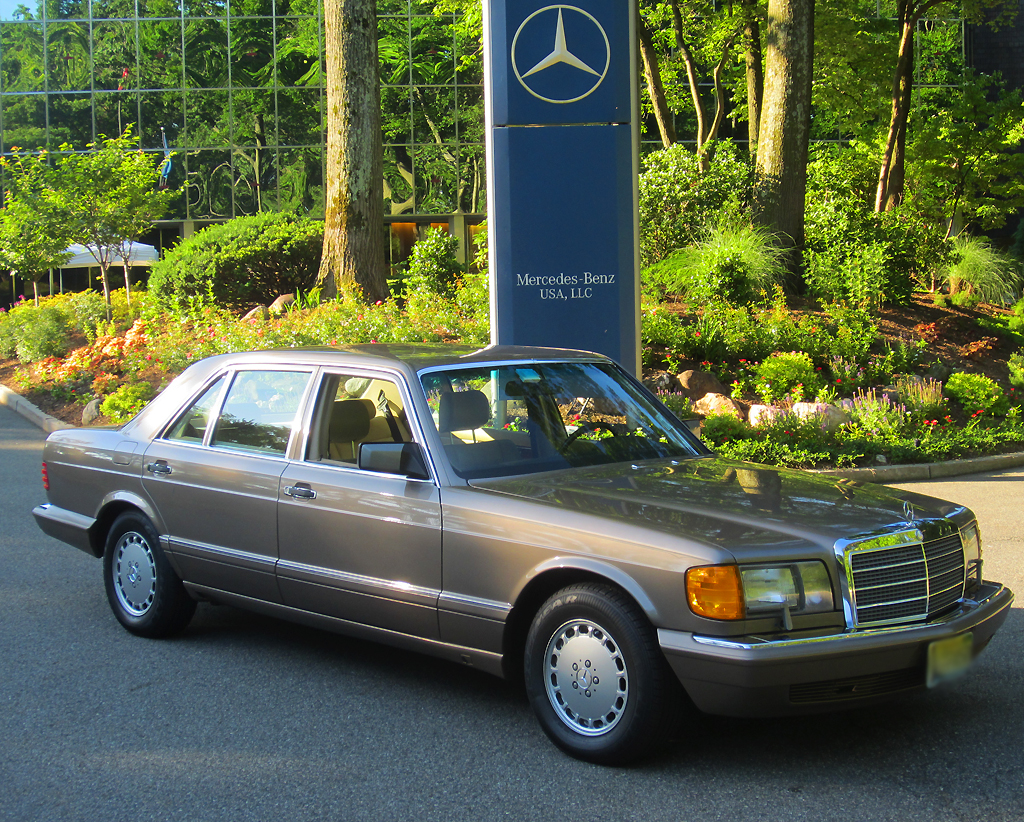 Image gallery mercedes 420sel for Mercedes benz montvale nj