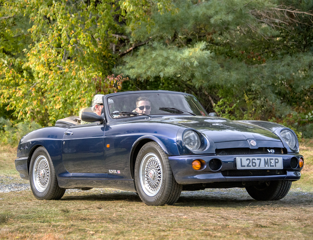 1991 Rover RV8 roadster | CLASSIC CARS TODAY ONLINE