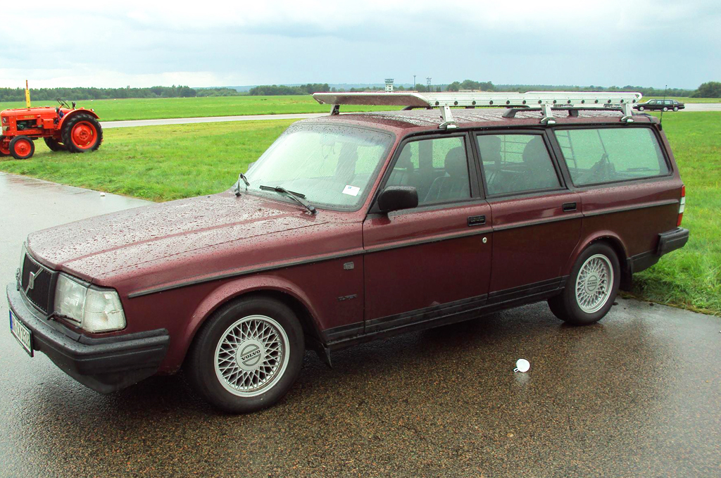 1991 Volvo 240 Wagon Classic Cars Today Online