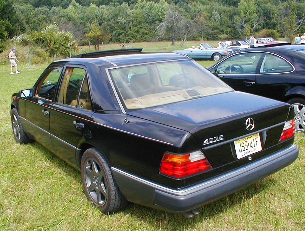 Image gallery mercedes 400e for 1993 mercedes benz 400e for sale