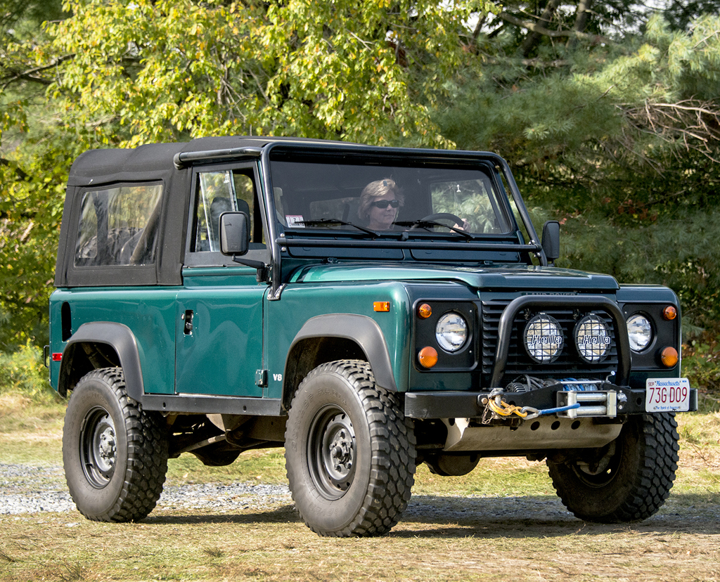 1994 Land Rover Defender 90 Classic Cars Today Online