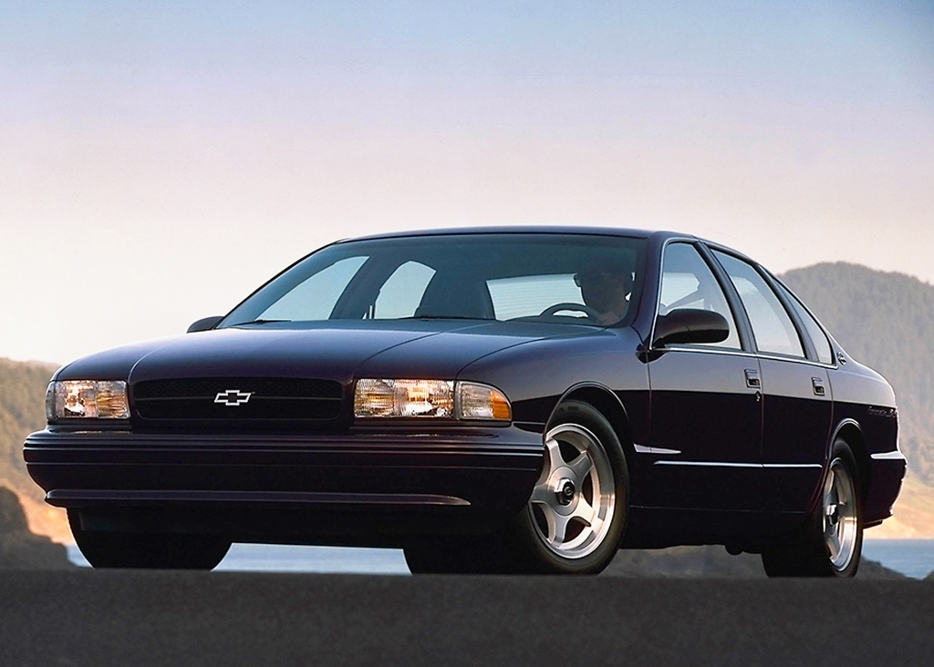 1996 chevrolet impala ss classic cars today online. Black Bedroom Furniture Sets. Home Design Ideas