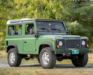 1997 Land Rover Defender 90 Classic Cars Today Online