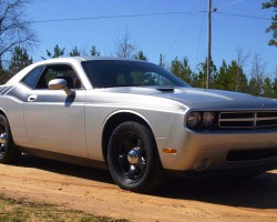 200X Dodge Challenger with police wheels