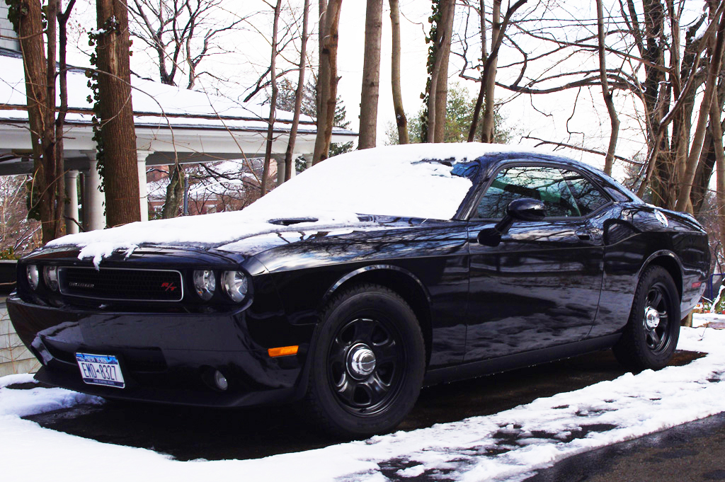 2010 Dodge Challenger R T With Police Wheels Classic Cars Today Online