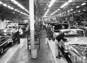 1959 Chevrolet Impala Assembly Line Classic Cars Today