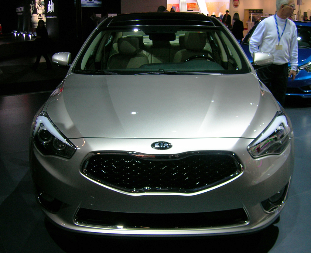 Kia Cadenza Car And Driver | Autos Post