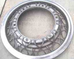 Lyons wire wheel cover
