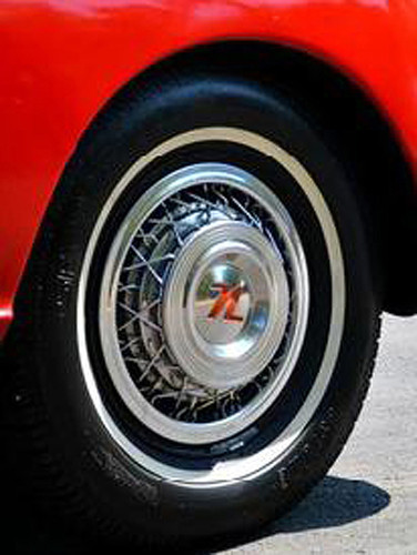 Nash wire wheel covers
