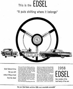 Transmission Gear Selector on 1958 Edsel Wiring Diagram