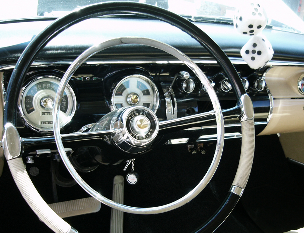 1955 Chrysler 300c Gear Shift Selector Classic Cars