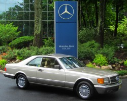 1990 mercedes 560sec dave veith