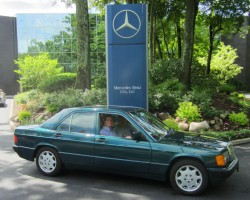 1993 Mercedes 190e 2.3 limited edition