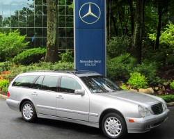 2000 Mercedes e320 wagon