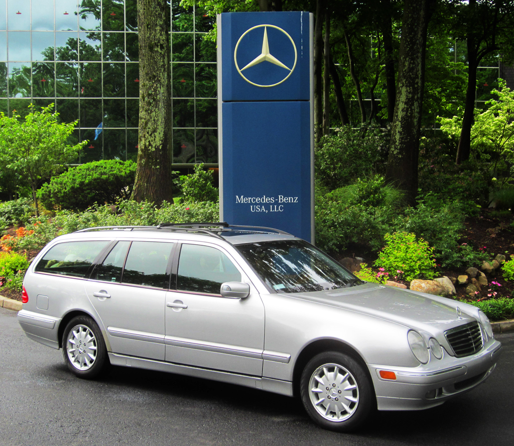 2000 mercedes e320 wagon at the 2013 mercedes june for 2000 mercedes benz e320 wagon