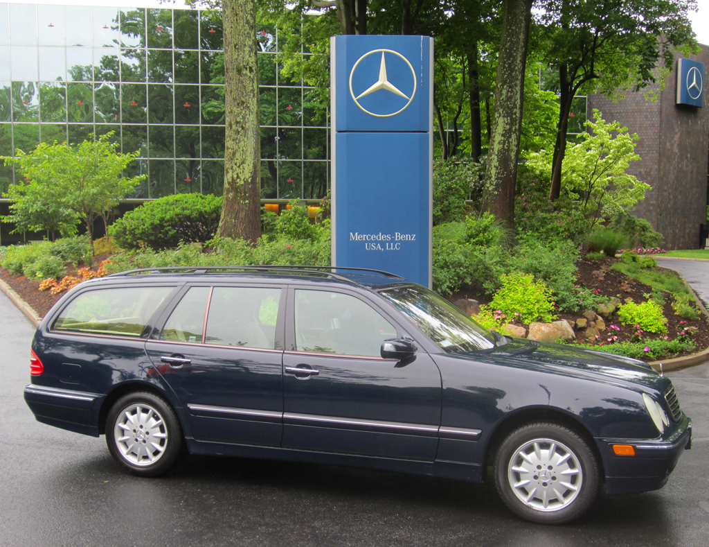 All Types 2003 benz e320 : 2002 Mercedes E320 wagon | CLASSIC CARS TODAY ONLINE