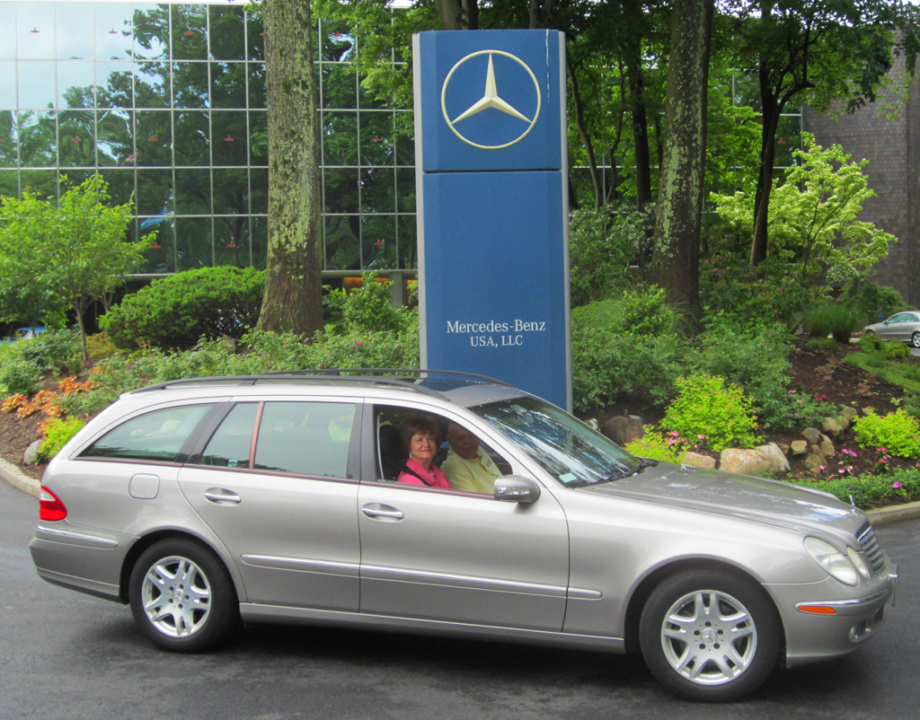 2004 Mercedes E320 wagon