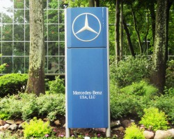 Mercedes Benz USA headquarters