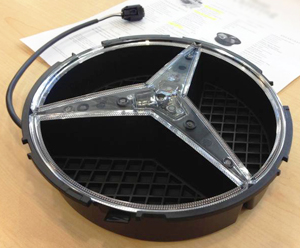 Commentary mercedes needs to leave the first version of for Mercedes benz led star