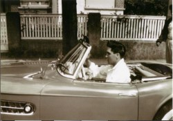 Elvis Presley 1959 BMW 507