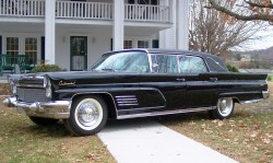 Elvis 1960 Lincoln Continental