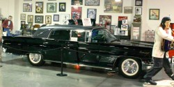 Elvis 1960 Lincoln