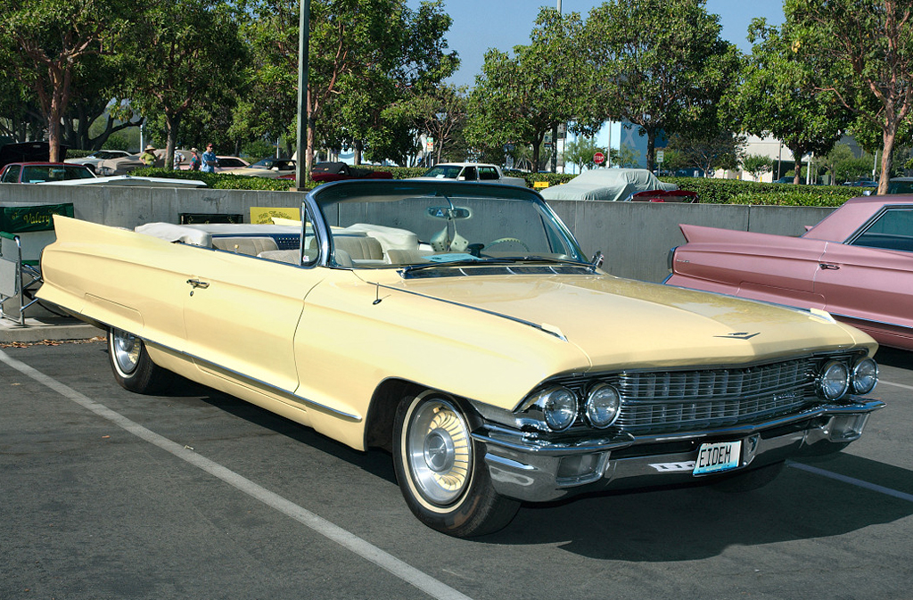 1962 Cadillac Coupe de Ville convertible | CLIC CARS TODAY ONLINE
