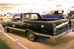 Elvis 1967 Ford Ranchero