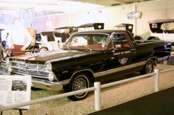 Elvis Ford Ranchero